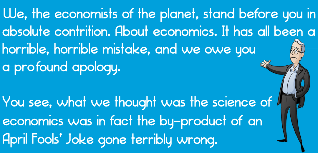 The Truth about Economics image number 1