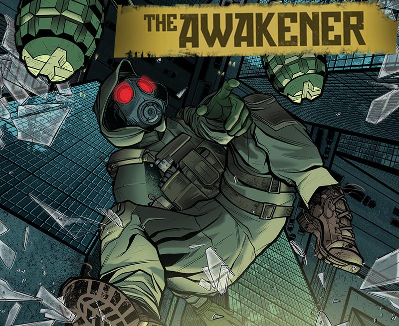 The Awakener cover art